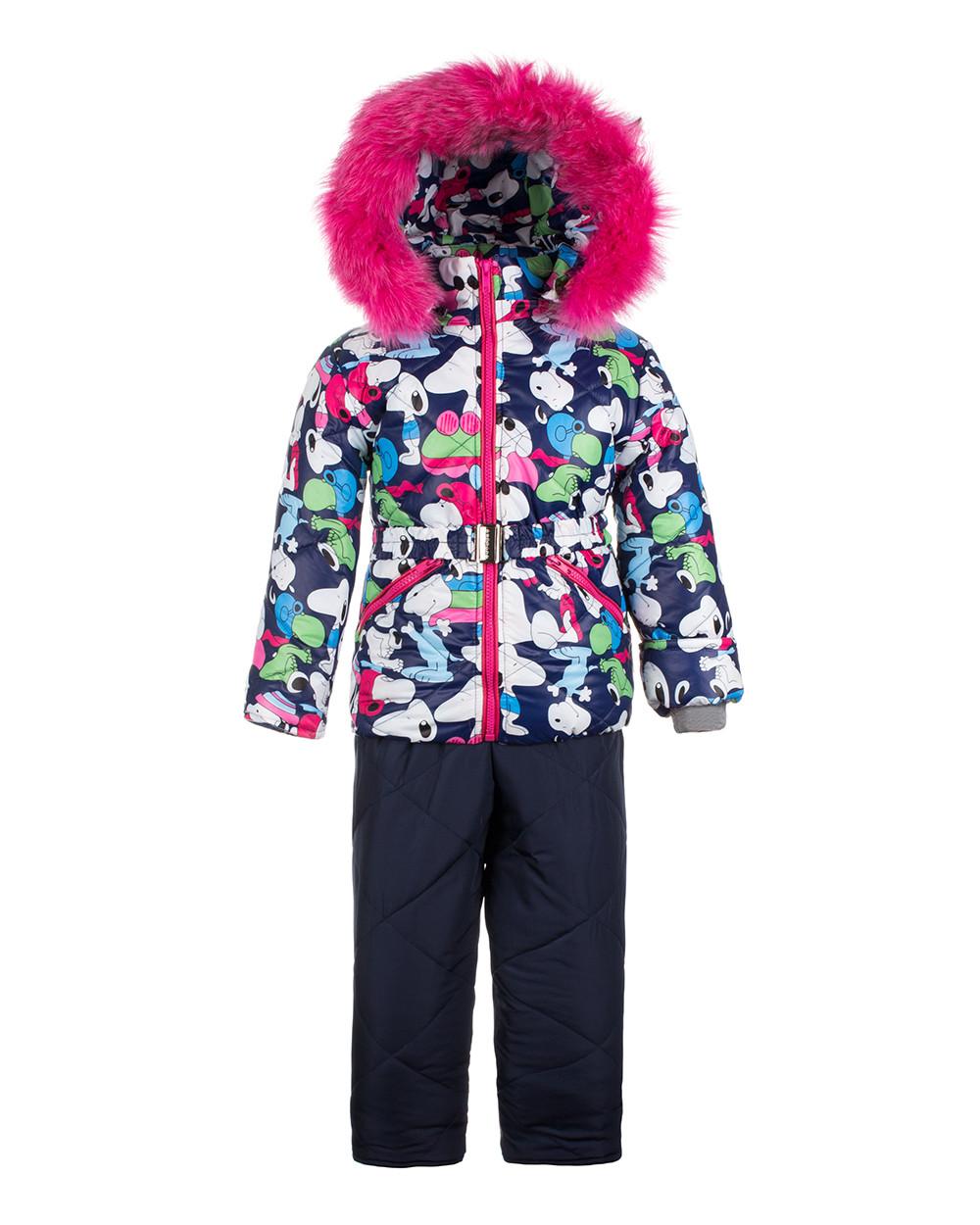 be387d48d08 Комплект зимний для девочек 4006 - Магазин детской одежды