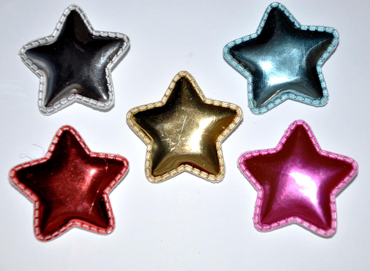 """Затискачі для волосся """"зірки"""" (10 шт)"""