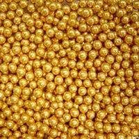 Драже Золото 1 мм 100 гр