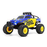 JJRCQ401:122.4G4WDКратковременный грузовик Rock Crawler Off Road RC Авто Mad Man Дистанционное Управление Авто