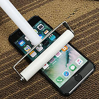 Силиконовый Ролик Телефон Инструмент Удалить в пыль и пузырь для мобильного телефона Touch Screen Flim