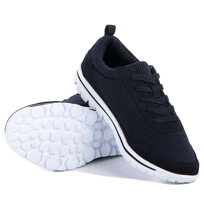 Чёрные кроссовки 7 размер на 23.5 см