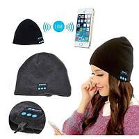 Уникальная Bluetooth-шапка со встроенными наушниками, фото 1