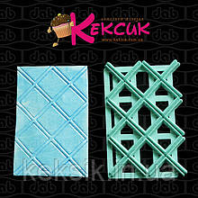 Пэчворк  Алмазная боковина 3 - решетка