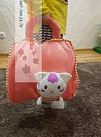 Плед-сумка для девочки оптом и в розницу