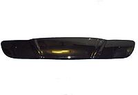 Зимняя накладка на решетку радиатора для Daewoo Lanos глянец