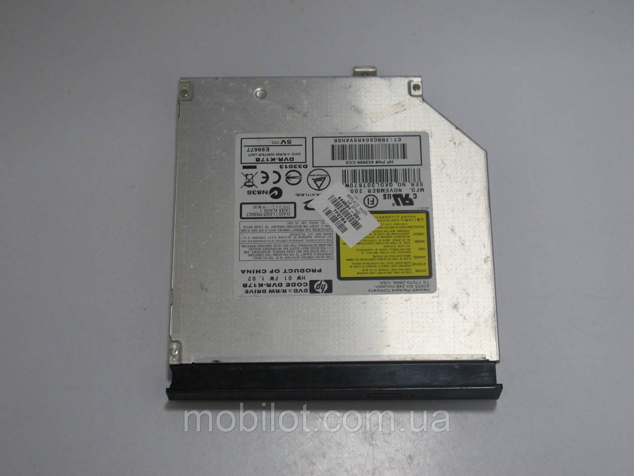 Оптический привод HP DV6000 (NZ-5062)
