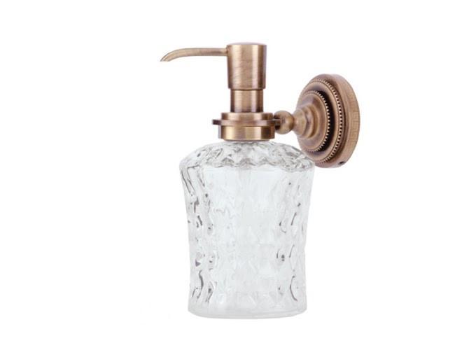 Дозатор для жидкого мыла KUGU Versace Antique 214A