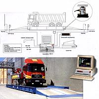 Модернизация-переделка автовесов механических в электронные
