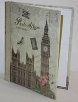 Фотоальбом на 20 магнитных листов Big Ben