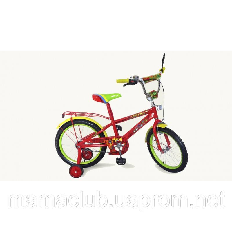 """Велосипед """"EXTRIME BIKE""""  18"""" - """"МамаКлуб"""" - товары для детей, женская обувь из Польши оптом и в розницу в Львове"""
