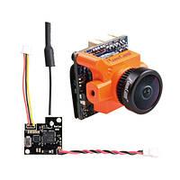 RunCam Micro Swift 2 600TVL CCD камера & TX25 5.8G 48CH 25mw Видео передатчик FPV Combo