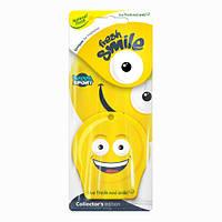 Запахи Natural Fresh Эликс FRESH SMILE Happy Sport бумажный смайл
