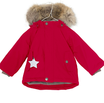 Детская зимняя куртка (1-5), Mini A Ture Wally Fur