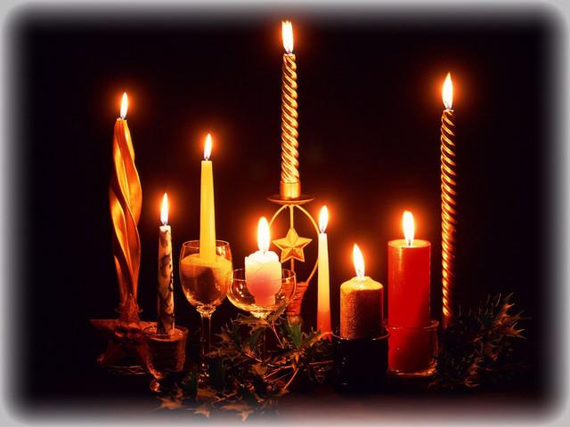 Конусная свеча — это символ целеустремлённости и победы над собой