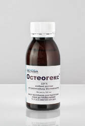 Остеогекс,100мл, хлоргексидину біглюконат 2%