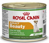Royal Canin (Роял Канин) ADULT BEAUTY WET консерва для взрослых собак мелких пород, 195 г