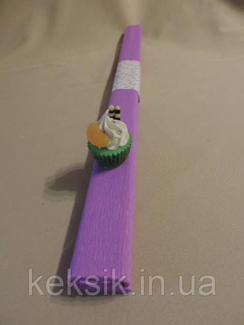 Креп – бумага Фиолет