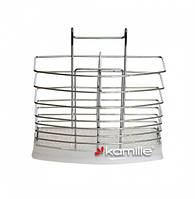 Подставка навесная для ложек и вилок 17*6*16см