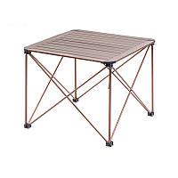 NaturehikeНаоткрытомвоздухеПортативныйскладной стол из алюминия Кемпинг стол для пикника