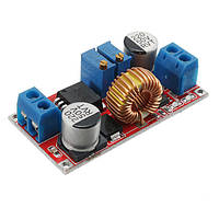 5pcs 1.25-36V 5A Постоянное напряжение постоянного тока Lithium Батарея Зарядное устройство Step Down Power Module - 1TopShop