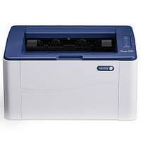 Принтер (лазерный) Xerox Phaser 3020BI (Wi-Fi) White (3020V_BI)