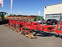 Плуг оборотный полунавесной для трактора Opall Agri 6+1+1 (Опал Агрі) с предплужниками, 8 корпусов Новый