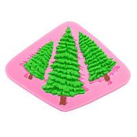 Пищевой Сорт Силиконовый Торт Mold DIY Chocalate Cookies Ice Tray Baking Инструмент Форма Рождественской елки