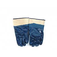 Перчатки из очень плотной хлопчатобумажной ткани