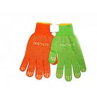 Перчатки из мягкой синтетической ткани
