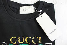 Свитшот Gucci Black (ориг.бирка), фото 2