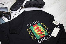 Свитшот Gucci Black (ориг.бирка), фото 3