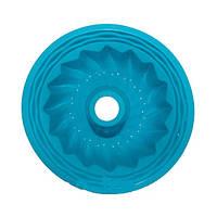 Форма силиконовая круглая