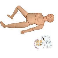 Анатомический уход за пациентом Модель обучения манекену Модель медсестер Медицинская Анатомия