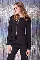 Пиджак женский Лаурен, классический пиджак, женский пиджак с пайетками, приталенный пиджак