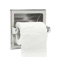 Утопленный держатель рулонной бумаги для туалетной бумаги