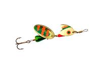 Блесна Mepps Tandem Truite (В) Gold/Green/Orange 10г