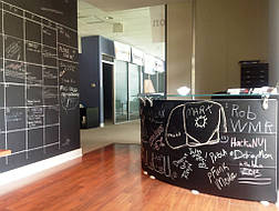 Грифельная краска Rust Oleum (Chalkboard) Черная, 0.946 л, фото 3
