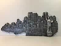 Гипсовый декор стен МАНХЕТЕН