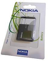 Аккумулятор батарея Nokia BL-5C, 107, 1100, 1101, 1110, 1112, 1600, 1650, 1661, 2300, 2310, 2600, 2610 X2-02
