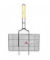 Решетка для гриля с антипригарным покрытием 46*25.5см