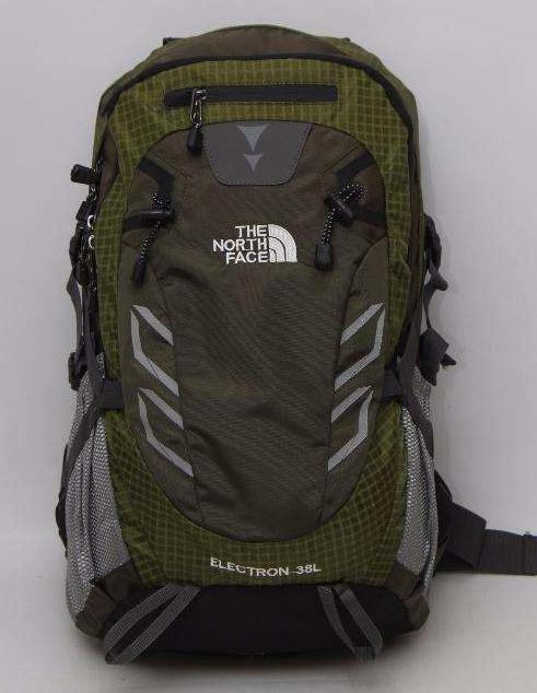 Спортивний рюкзак The North Face з металеви каркасом на 38л / спортивный