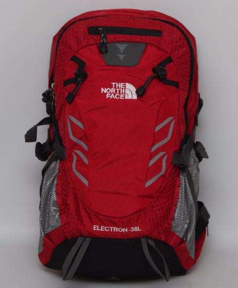 Спортивний рюкзак The North Face з металеви каркасом на 38л / спортивний
