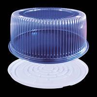 Блистер для круглого большого торта 7111   ПЕТ