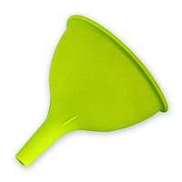 Лейка-воронка силиконовая 10.5*11см