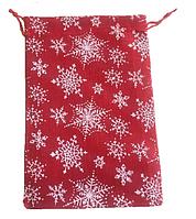 Подарочный новогодний мешочек, 29*19 см, 10шт.