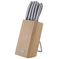 Набор ножей 6 предметов из нержавеющей стали Kamille