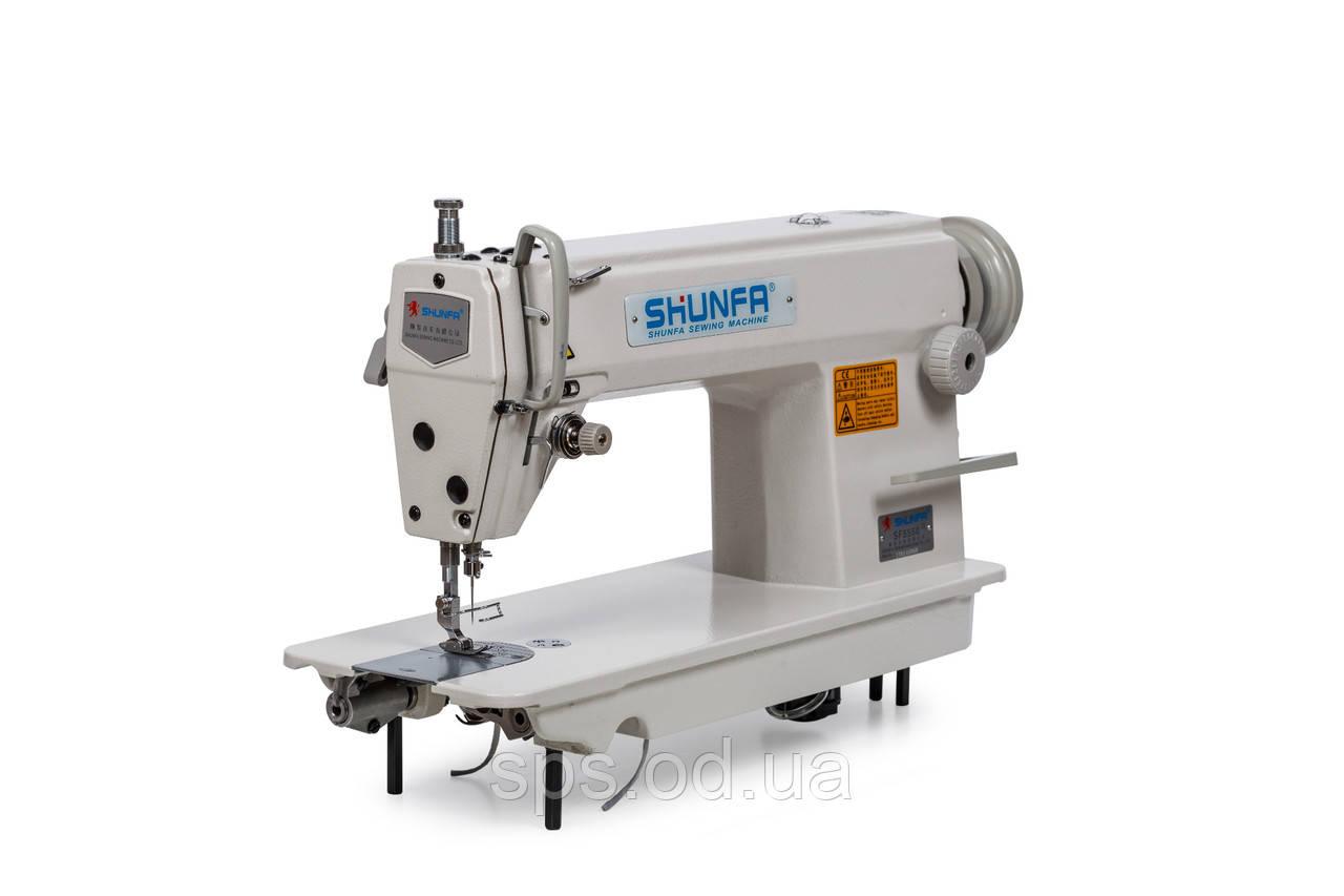 Промышленная прямострочная машина для легких и средних тканей SHUNFA SF 5550