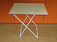 Стол раскладной для отдыха 700 х 550 х 16 мм