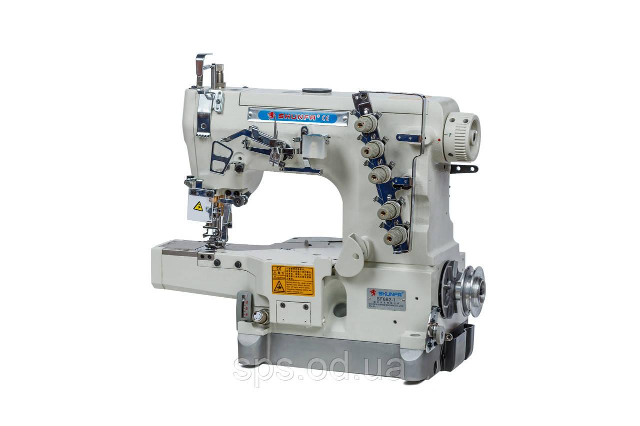 Промышленная распошивальная машина SHUNFA SF662-01